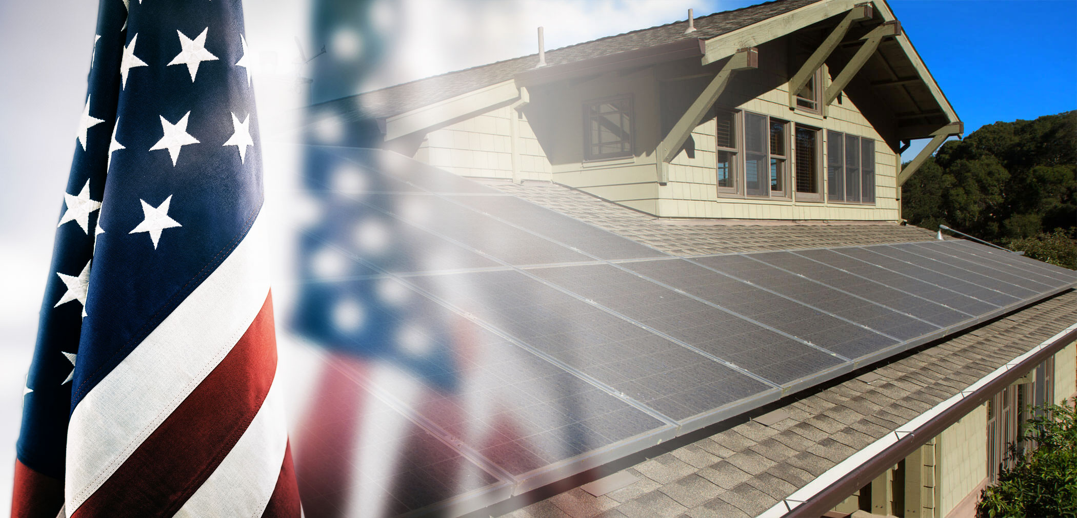 American Made Solar Energy Panels